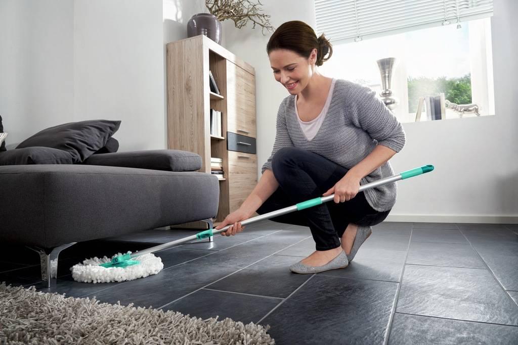 Как правильно мыть полы в квартире и на работе: советы и примеры, как помыть ламинат шваброй из микрофибры, средства и способы