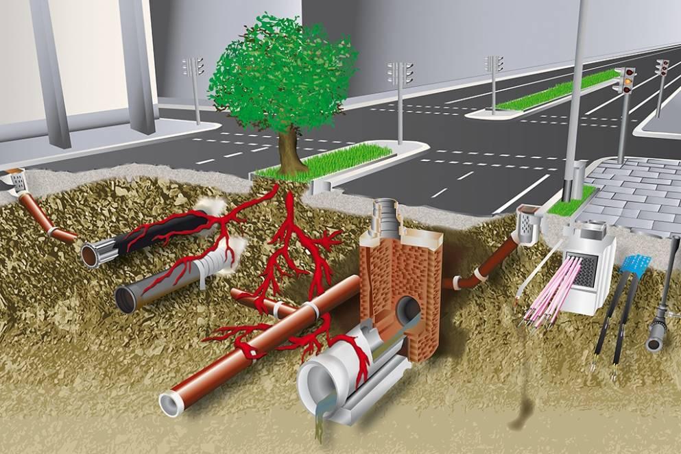 Устройство канализации в частном доме схема - всё о канализации