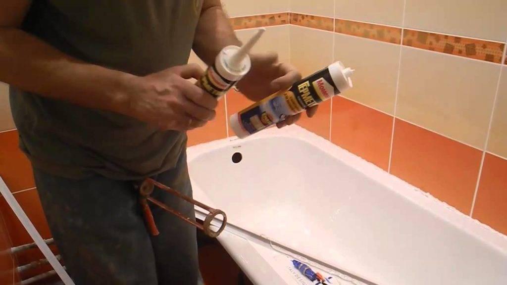 Как приклеить керамический бордюр на ванну | простые рецепты