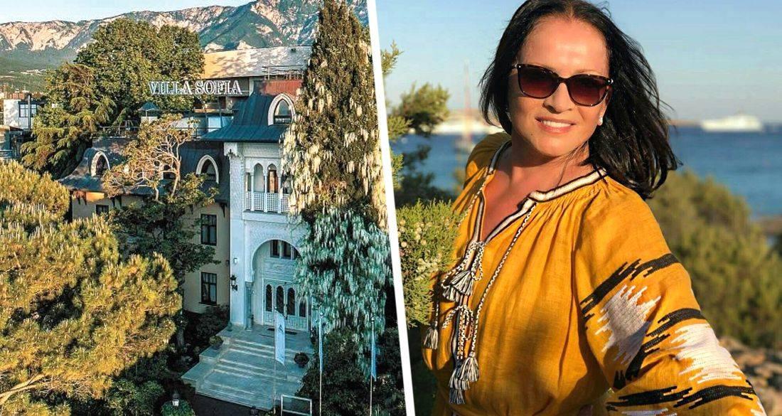 Где живет софия ротару, и сколько у певицы недвижимости