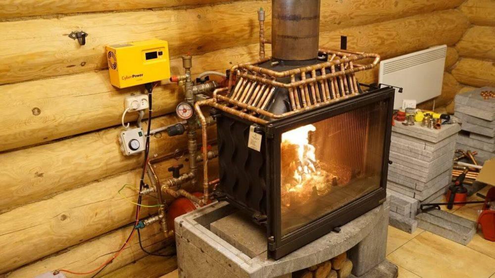 Виды отопления загородного дома: сравнение отопительных систем по типу топлива