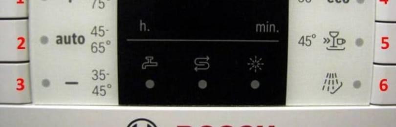 Ошибка е15 в посудомоечной машине bosch - что делать? | рембыттех