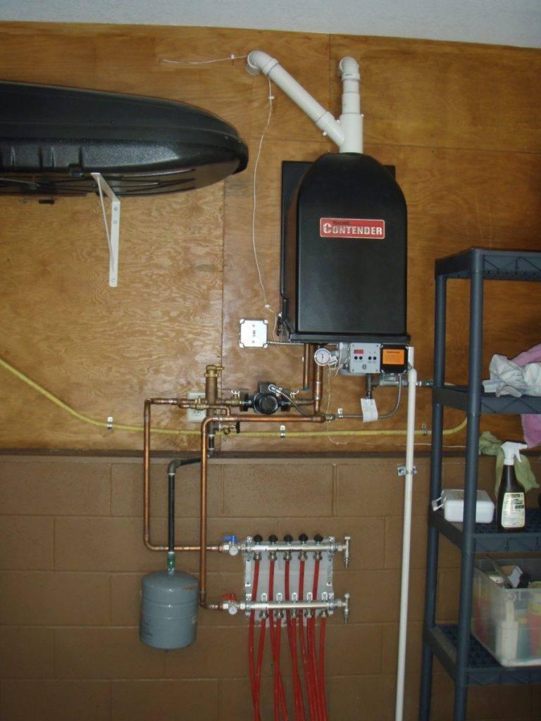 Отопление в гараже: варианты, как и чем обогреть гараж зимой экономично и недорого