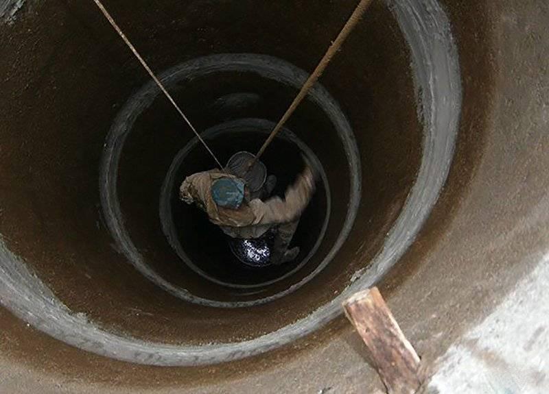 Гидроизоляция канализационных колодцев: средства и способы - точка j