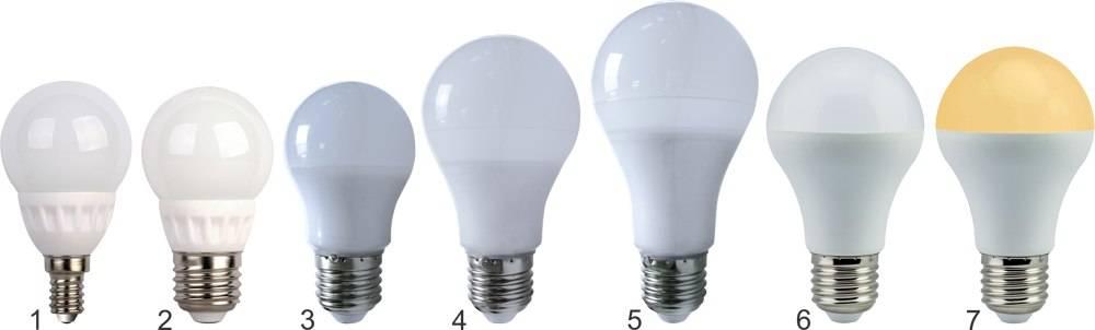 Обзор линейки светодиодных ламп ecola (экола) - точка j