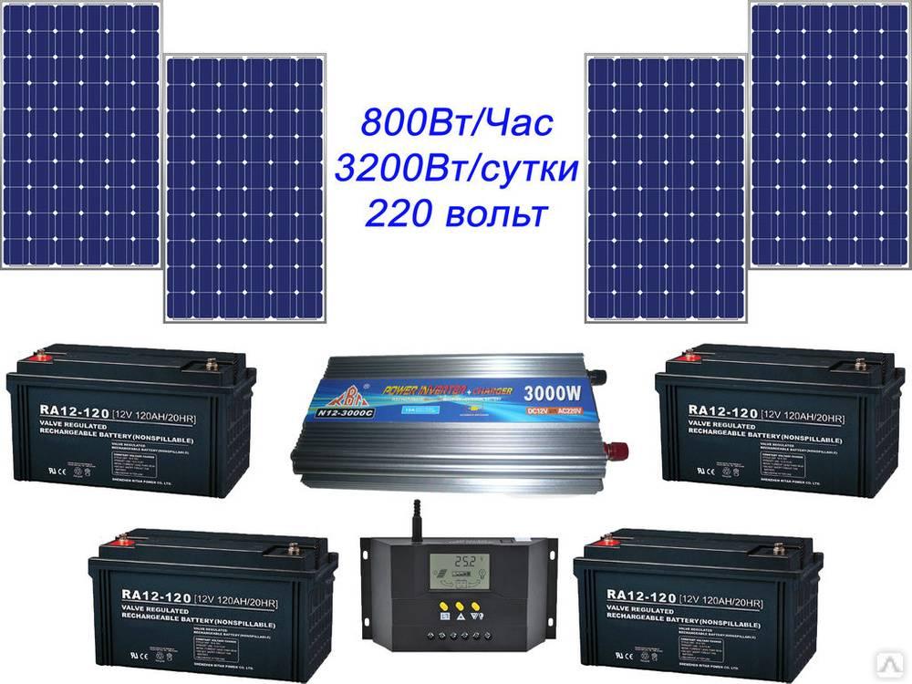 Актуальная тема: аккумуляторы для солнечных батарей, принцип действия и виды