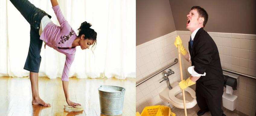 Можно ли убираться, мыть полы в доме, квартире, выносить мусор вечером, ночью и на ночь: народные приметы. почему убираться в доме, выносить мусор вечером, ночью, на ночь плохая примета? что нельзя де