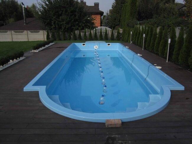 Как хранить каркасный бассейн зимой, хранение зимнего каркасного бассейна на даче - morevdome.com