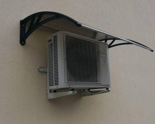 Защитные экраны для кондиционеров