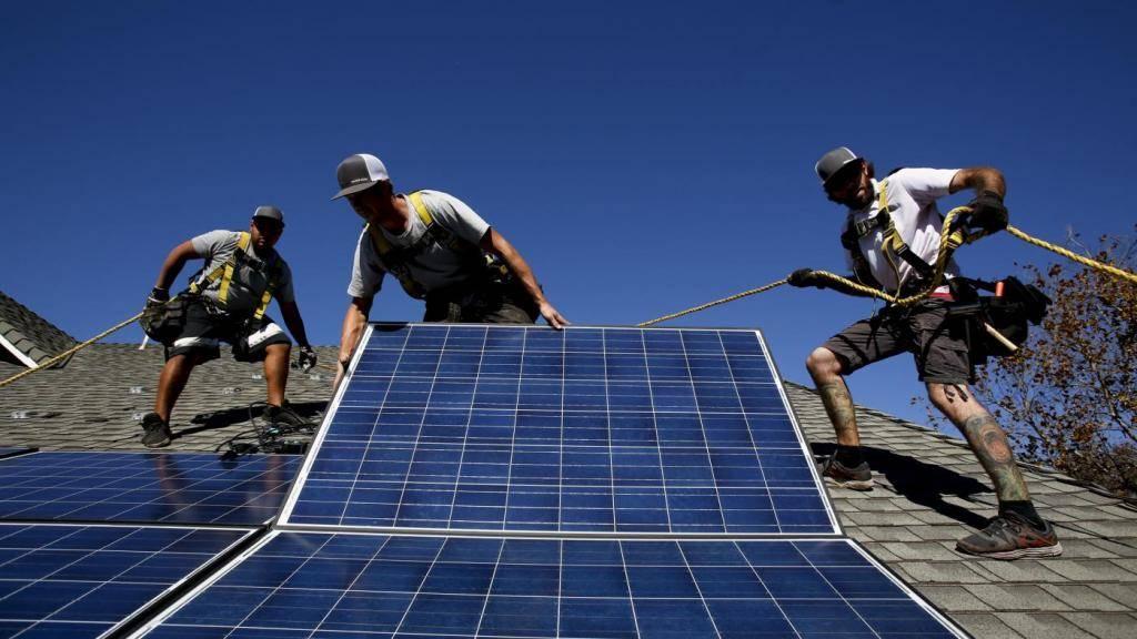 Солнечные панели (батареи): виды свойства и принцип действия - свой дом