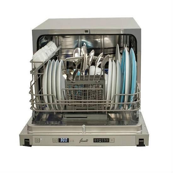 Компактные посудомоечные машины: топ-8 лучших моделей + критерии выбора