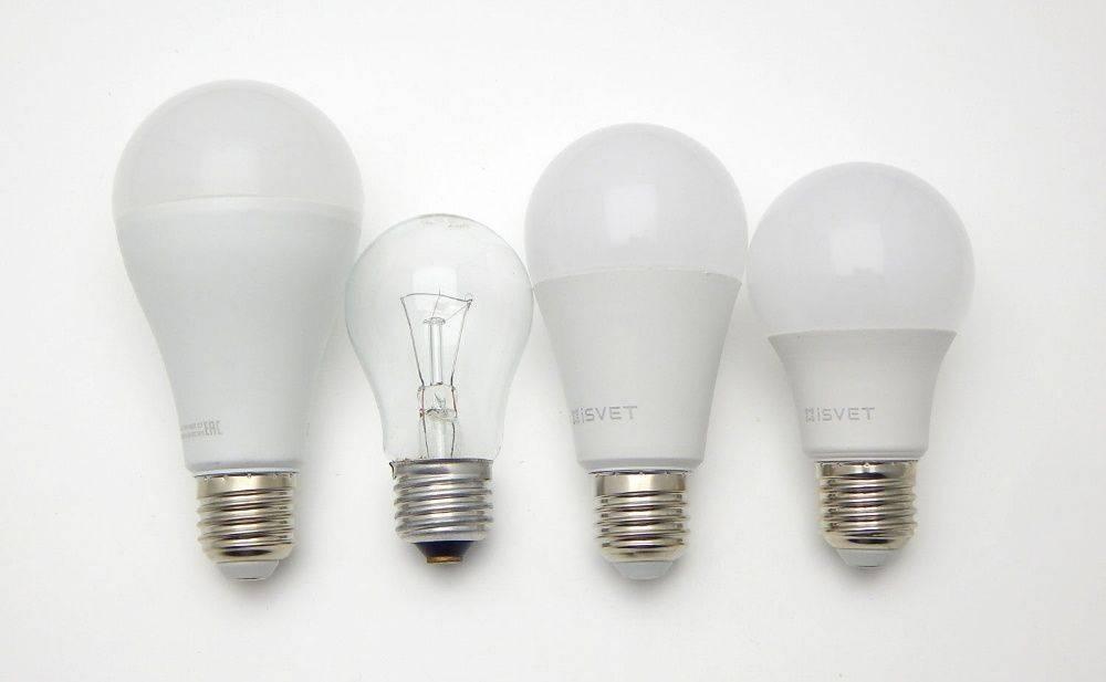 Топ-20 лучших светодиодных ламп - обзор, преимущества и недостатки