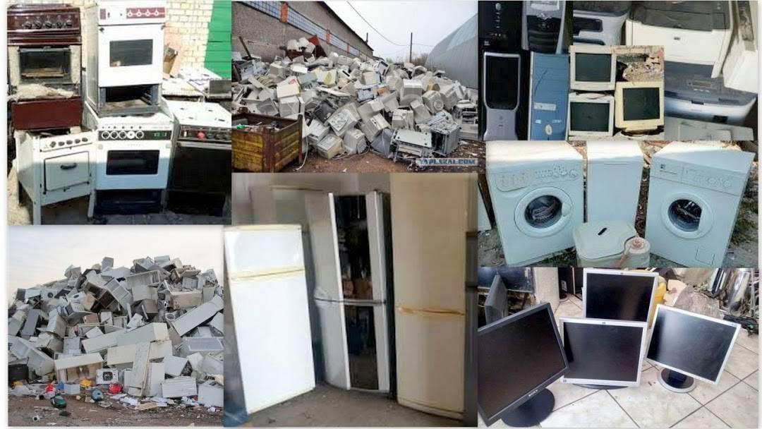 Утилизация холодильников и холодильного оборудования: способы, выгода