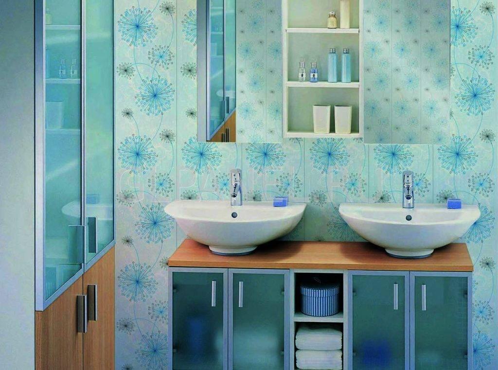 Панели для ванной - 130 фото идей дизайна с инструкцией по отделке от мастера