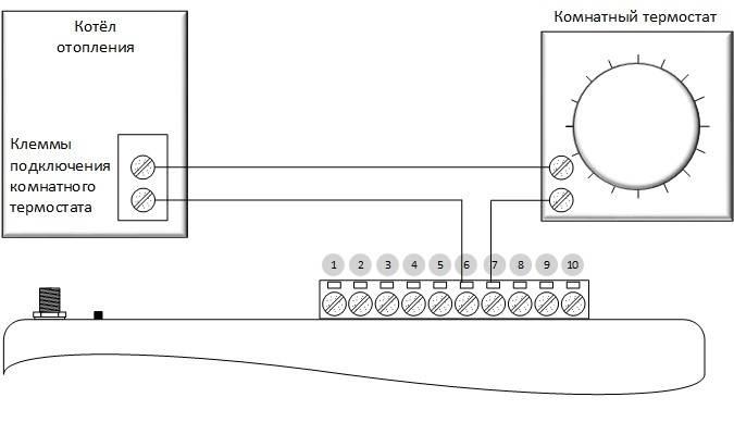 Терморегулятор для котла отопления своими руками, схема: устройство простого терморегулятора