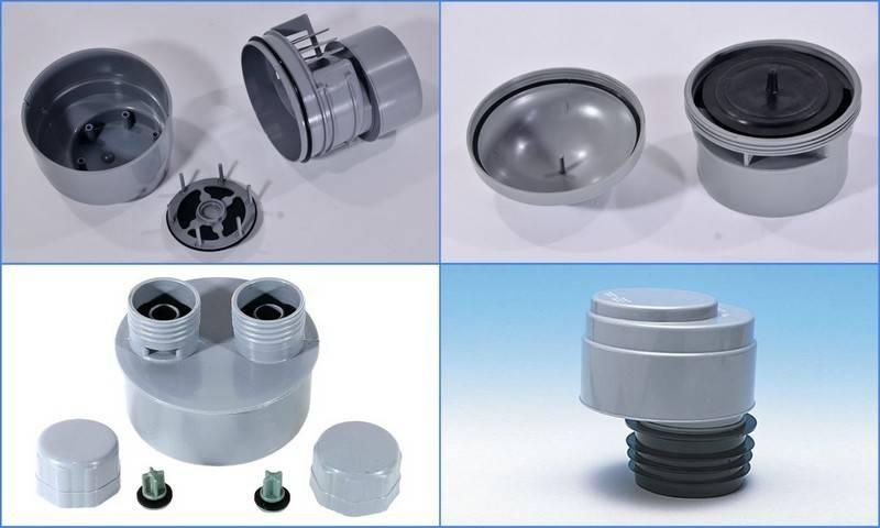 Фановый клапан для канализации - что такое, зачем нужен, устройство, как работает, виды и размеры, правила установки