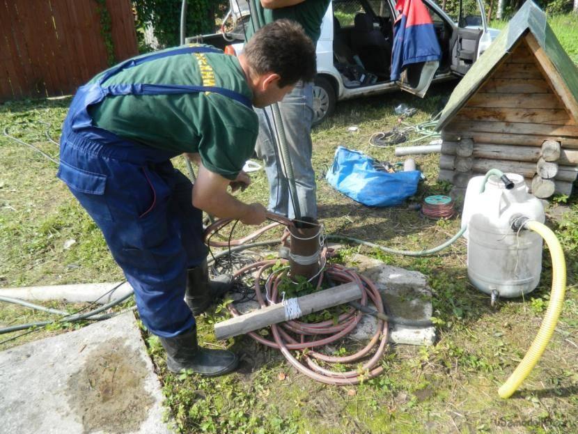 Ремонт скважин на воду: восстановление оборудования в московской области, признаки неисправностей
