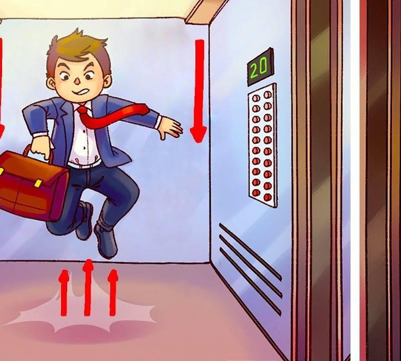 Падение лифта
