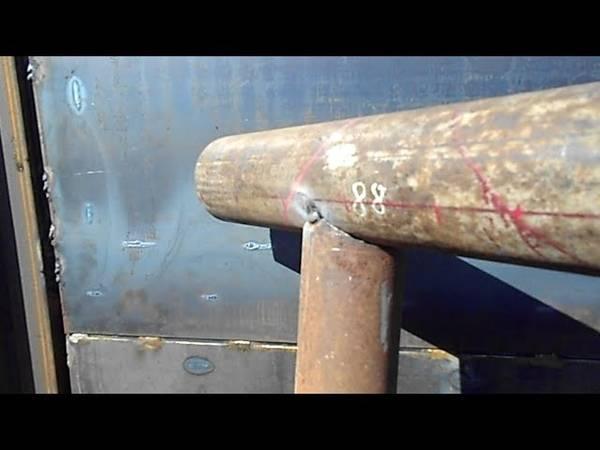 Как варить трубы электросваркой правильно – пошаговое руководство