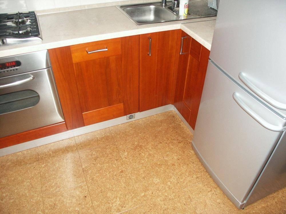 Топ-4 покрытий на пол в кухню – какое лучше выбрать + реальные фото