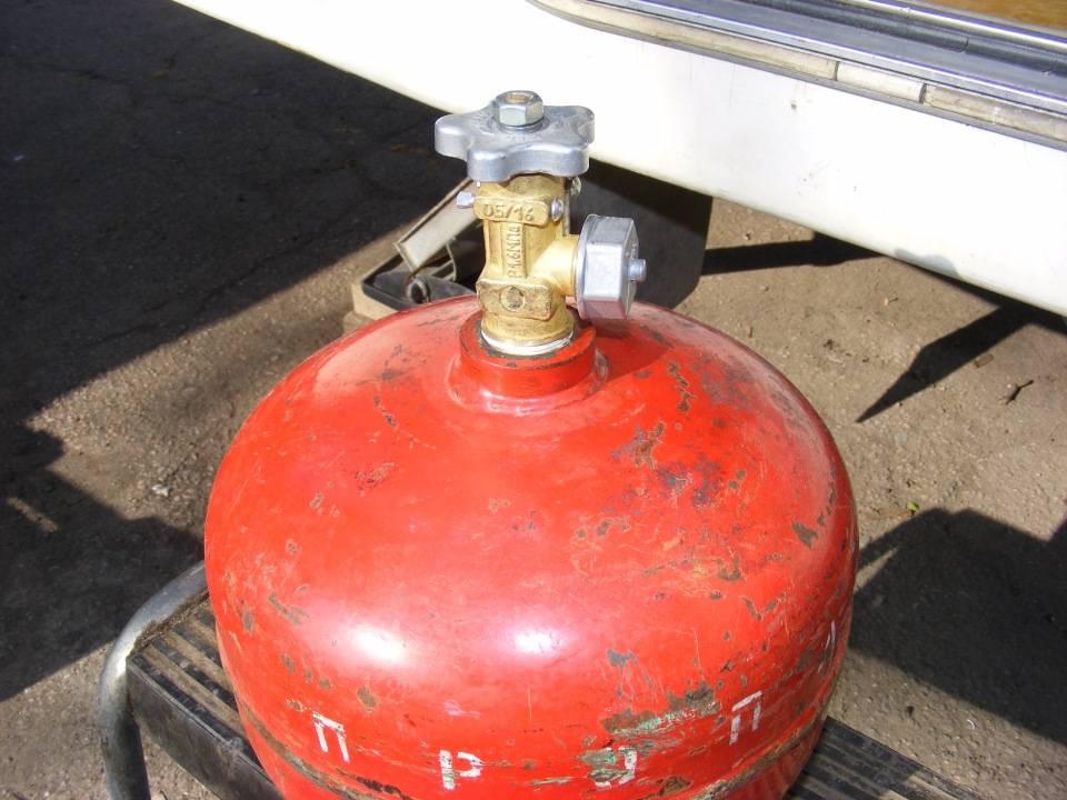 Как разобрать газовый баллон: пошаговая инструкция
