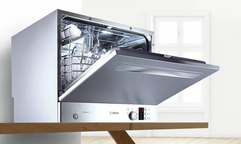 Лучшие компактные посудомоечные машины - рейтинг 2021