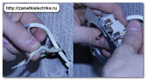 Как поменять и переделать розетку: пошаговый инструктаж по замене - малярно штукатурные работы, ремонтов фасадов, работы по благоустройству (валка, обрезка деревьев) в санкт петербурге и области
