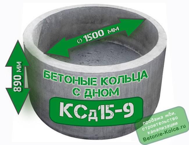 Кольца для колодца своими руками: пошаговая технология изготовления железобетонных колец