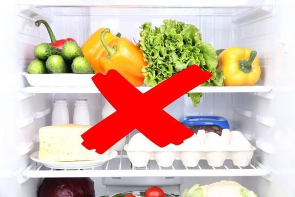 Опасно и невкусно. 15 продуктов, которые нельзя хранить в холодильнике   cheltv.ru