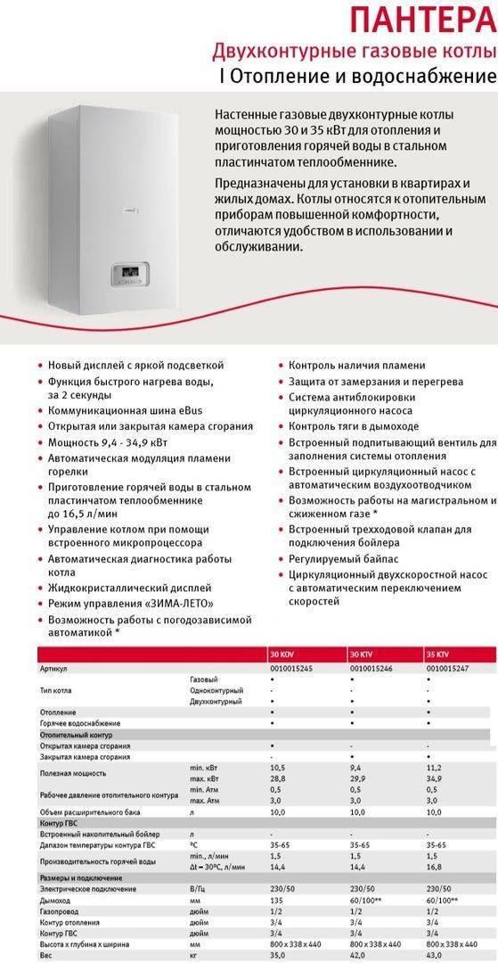 Двухконтурный газовый котел: как выбрать оборудование для отопления частного дома или квартиры