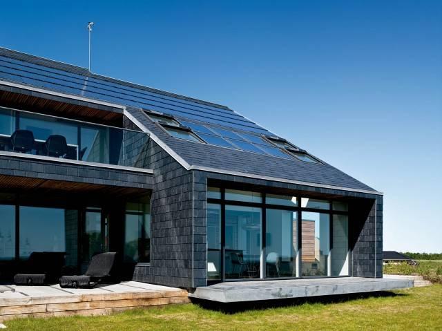 ???? 5 энергоэффективных домов с минимальными счетами за отопление и электроэнергию