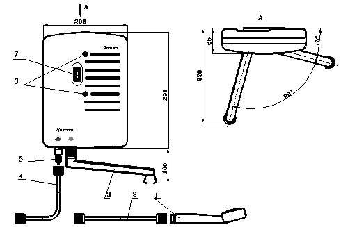 Как установить и подключить водонагреватель своими руками